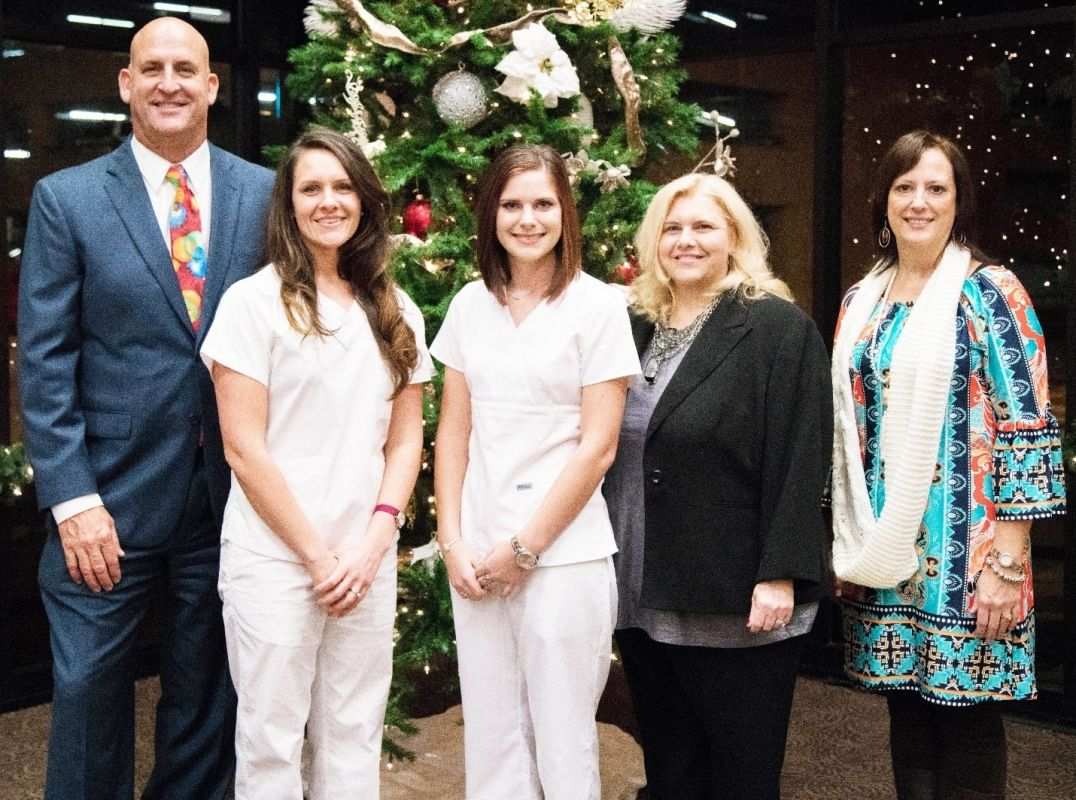 27 students receive nursing pins in Victoria College ceremony