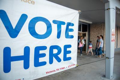 Victoria County voter registration