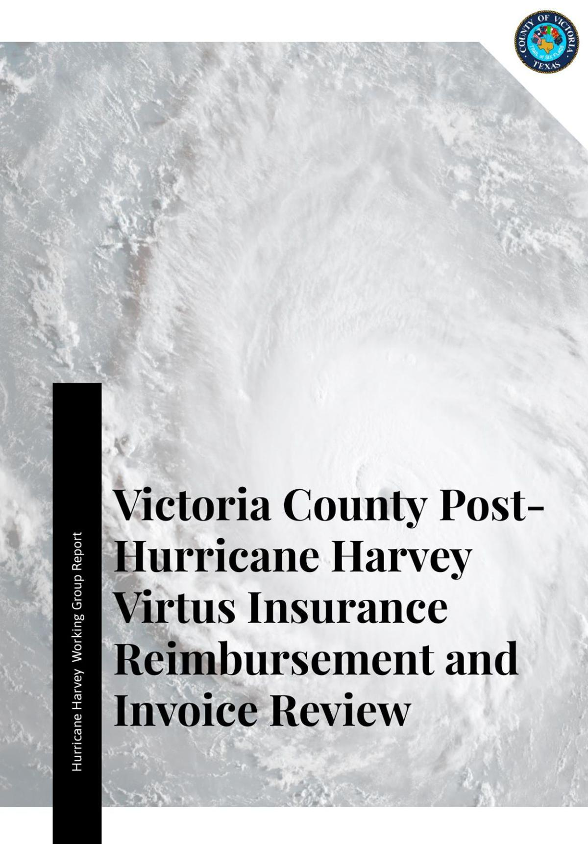 Commissioner Janak's Harvey Report