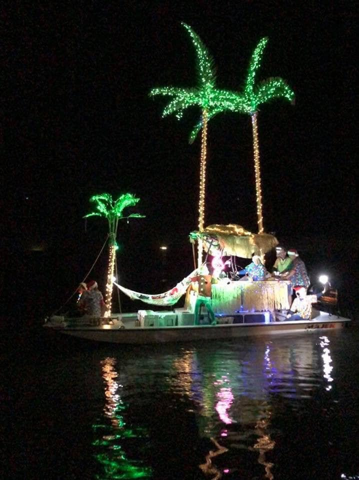 Port O'Connor: Lighted Boat Parade