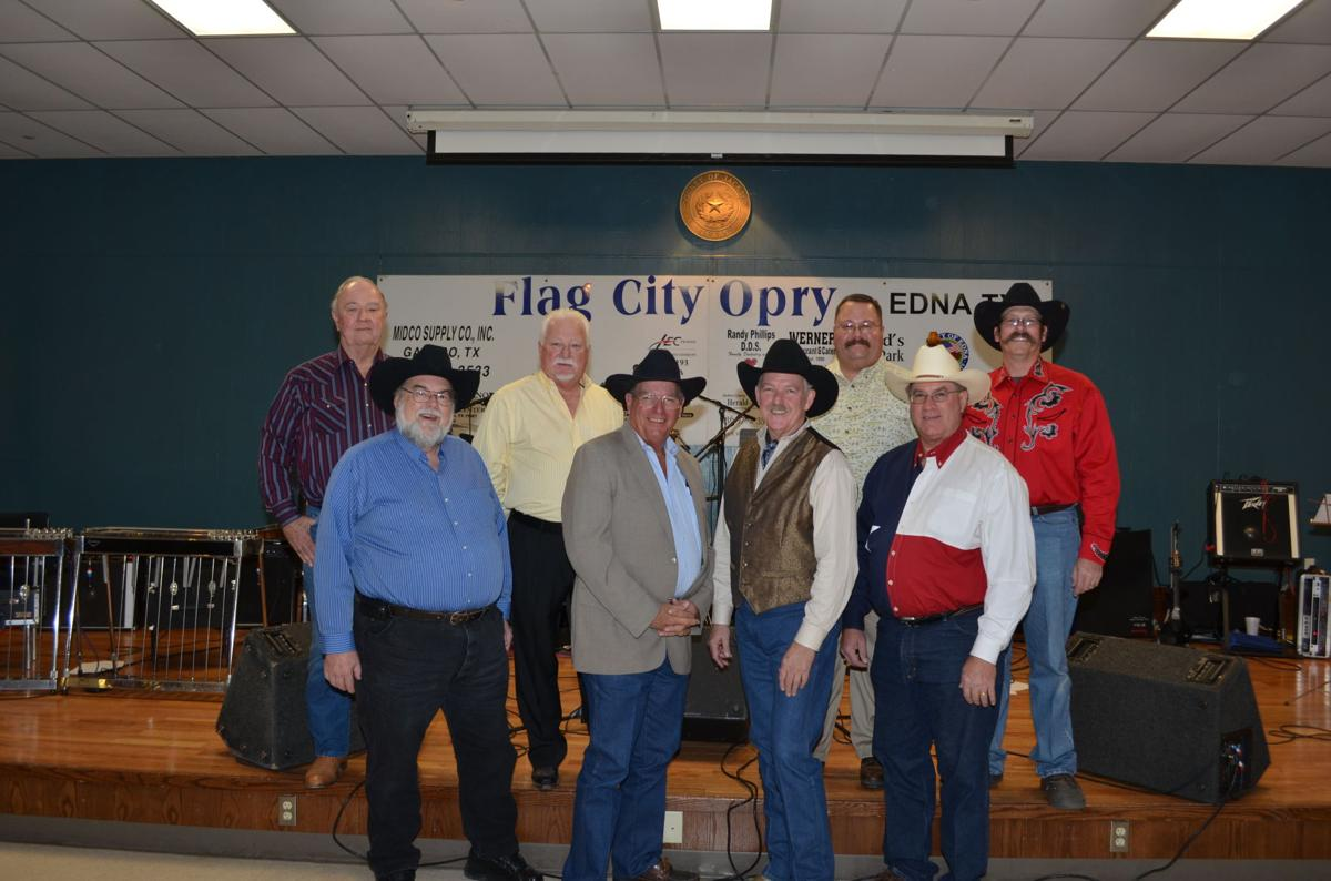 The Flag City Opry house band
