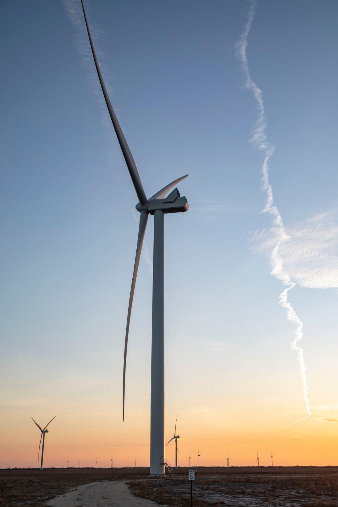 Papalote Creek Wind Farm