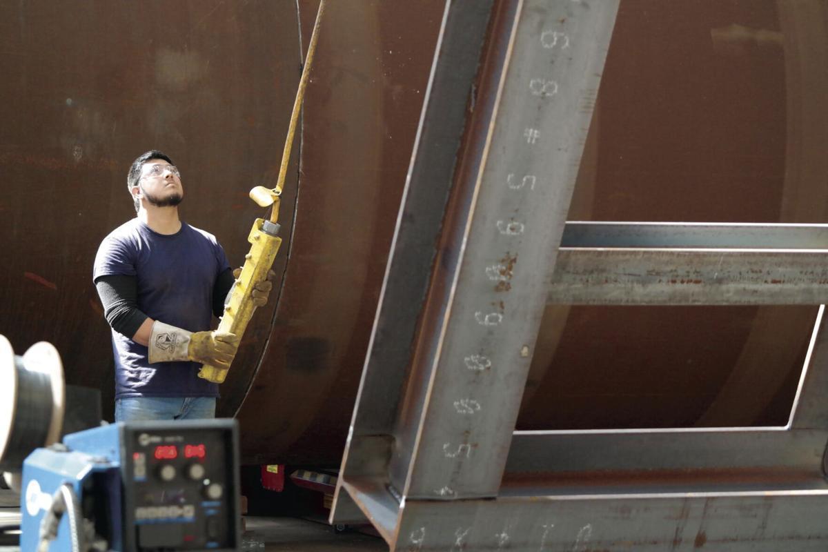 Lifting a beam
