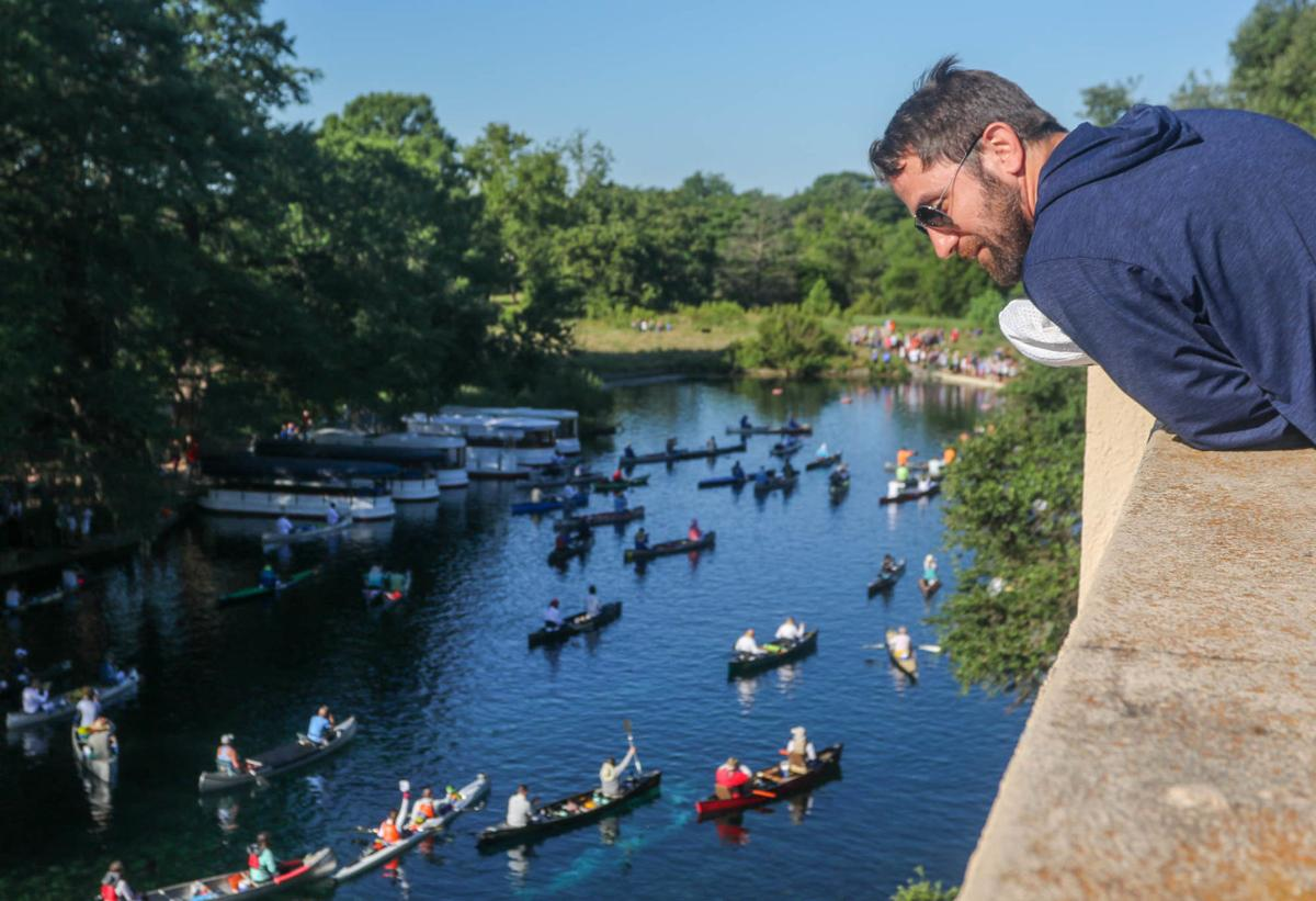 Water Safari day 1
