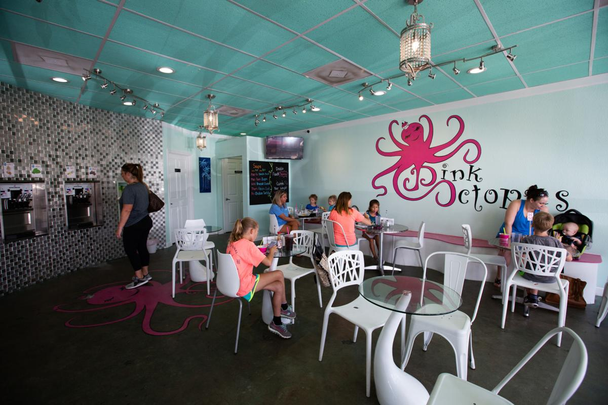 Pink Octopus Cafe