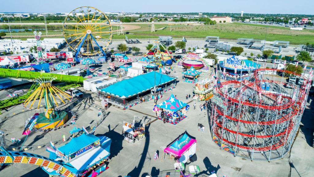 Big Texas Fun Crawfish and Tribute Fest