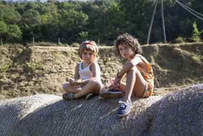 Paula Robles and Laia Artigas star in 'Summer 1993'