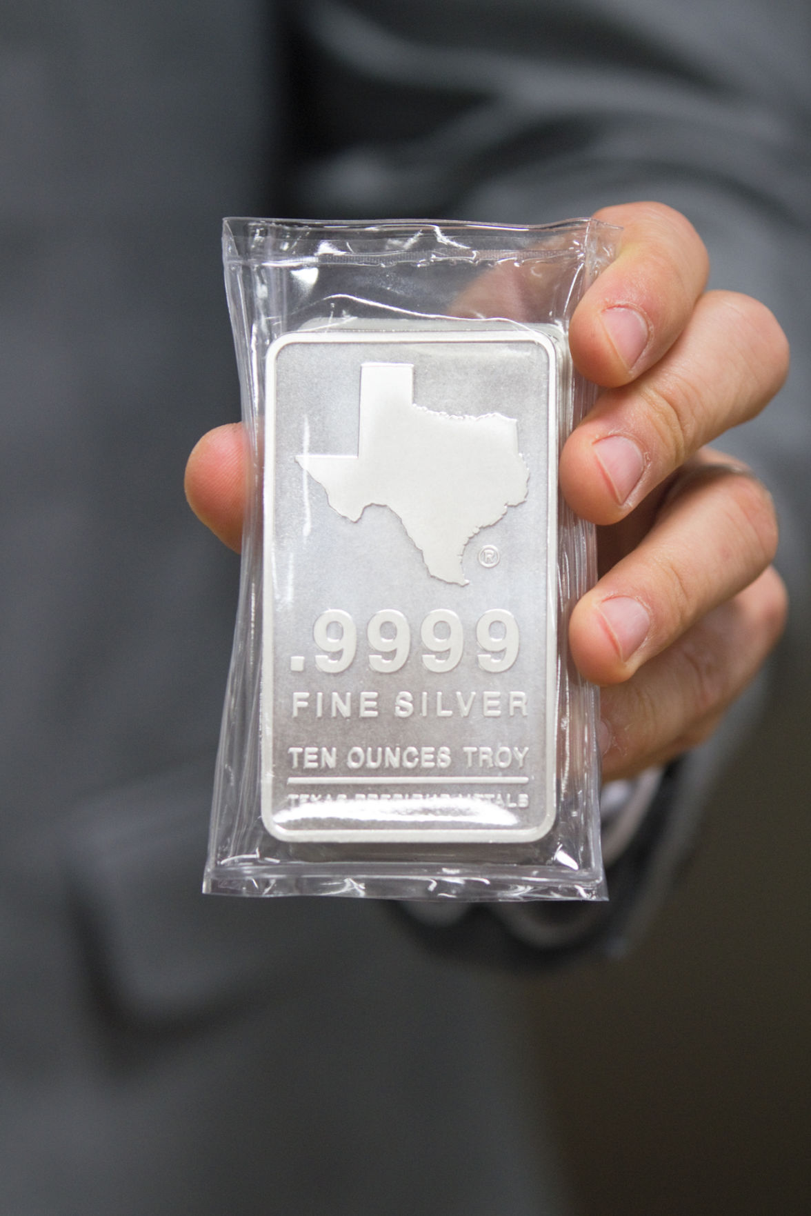 Shiner company wants to create new gold depository
