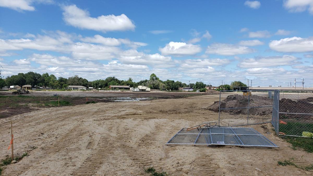 North Navarro development 2