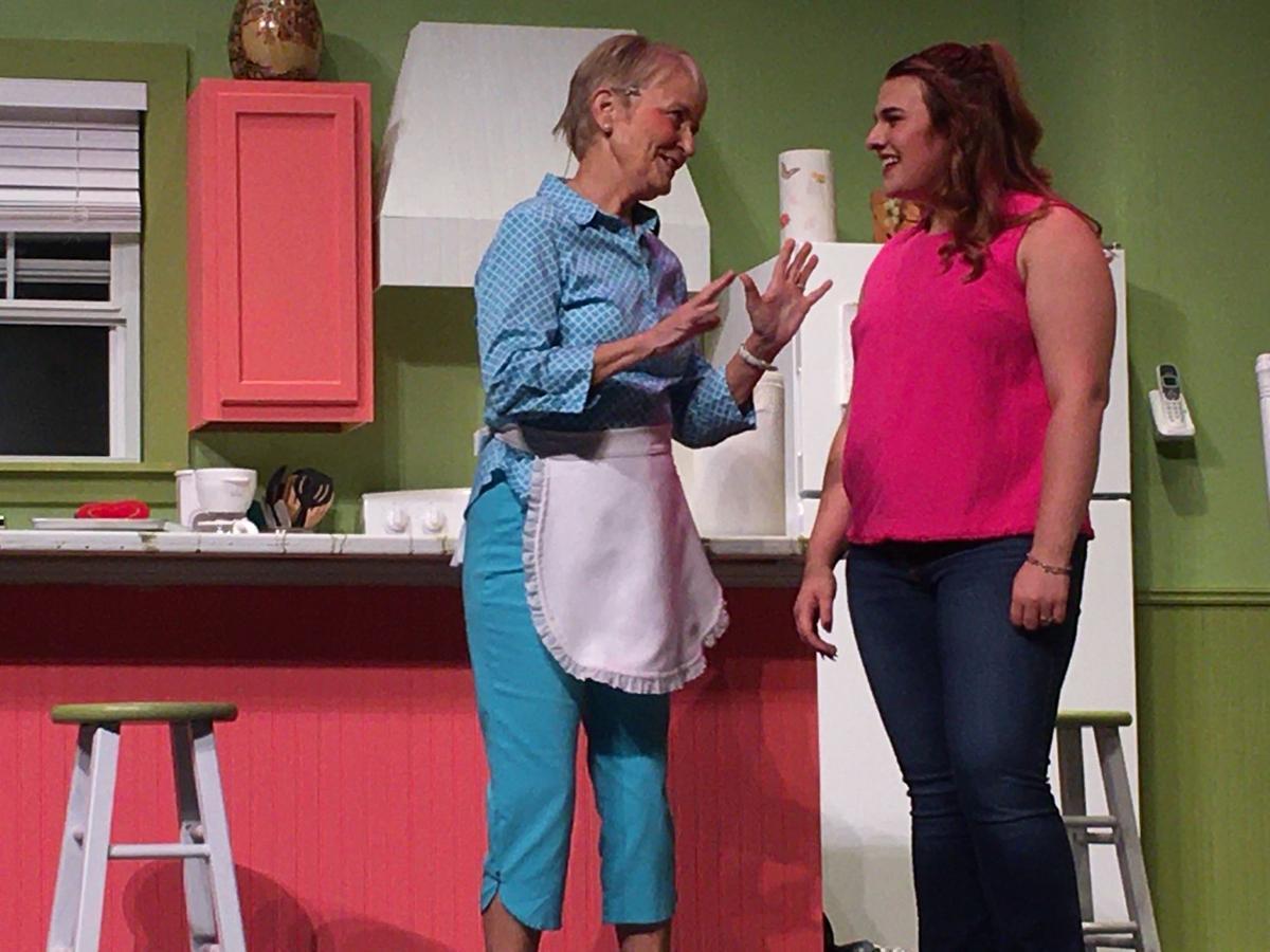 Mary K. Rabe, of Cuero, will play Maude, and Emma Rose, of Refugio, will portray Hannah.