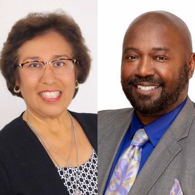 Estella De Los Santos and Kenneth Wells