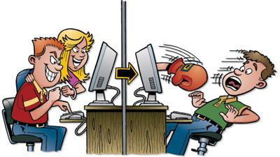 Should the definition of bullying include cyberbullying?