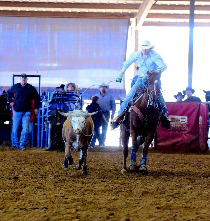 Yoakum Boy To Compete At National Junior High Finals Rodeo