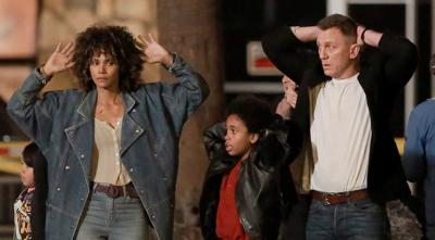 Halle Berry and Daniel Craig star in the drama 'Kings'