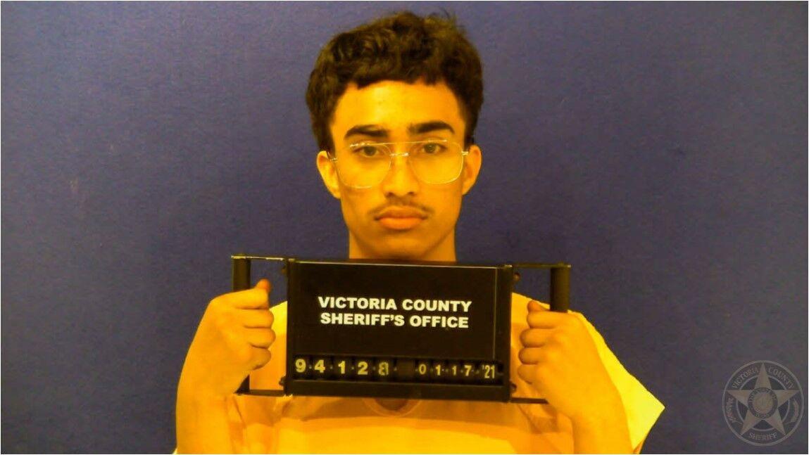 Alfred Villarreal Jr., 17, of Victoria