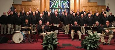 The Singing Men of South Texas