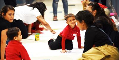 VC nursing students provide children health, safety tips on Pediatrics Day