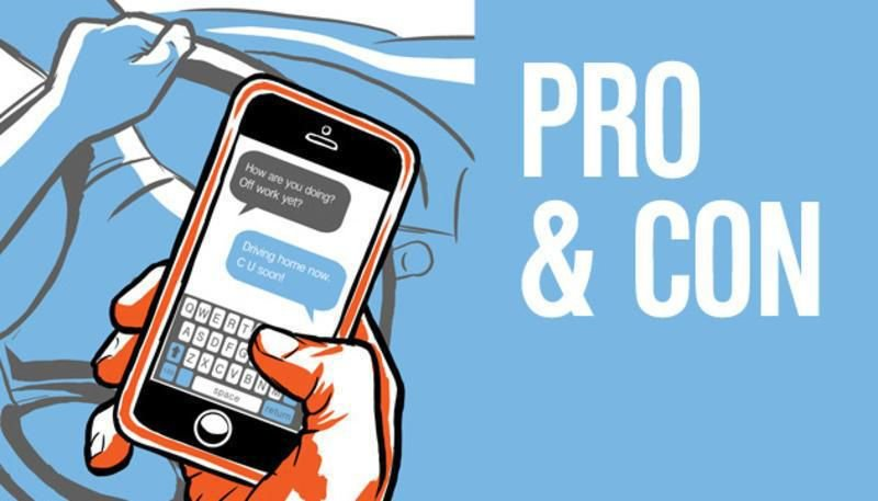 Pro-Con: Should using cellphones while driving be banned