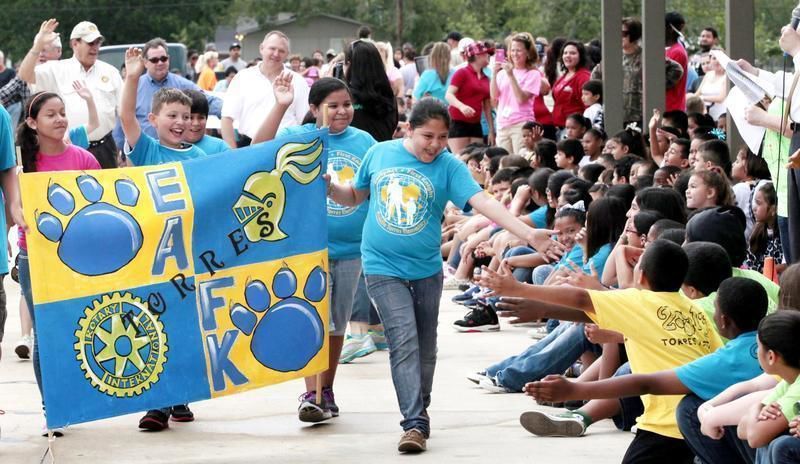 Elementary Celebrates Last Day Of School Video