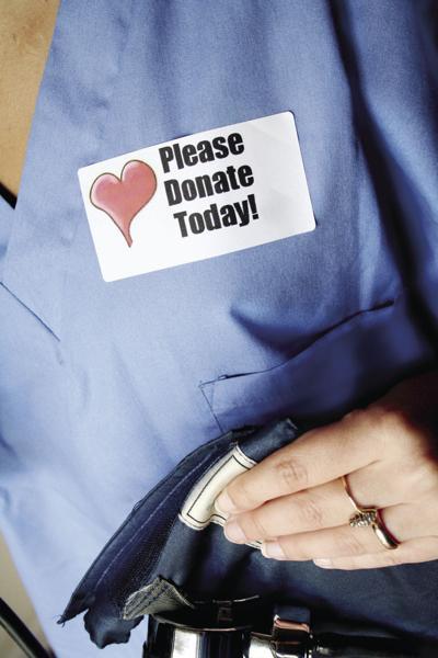 DPS Officers Association hosts blood drive for children battling cancer