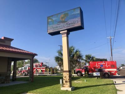 Firefighters called to Victoria restaurant for fajita smoke