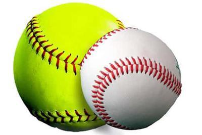 baseball softball logo