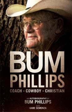 Part 1: In new book, Bum Phillips discusses trip to war