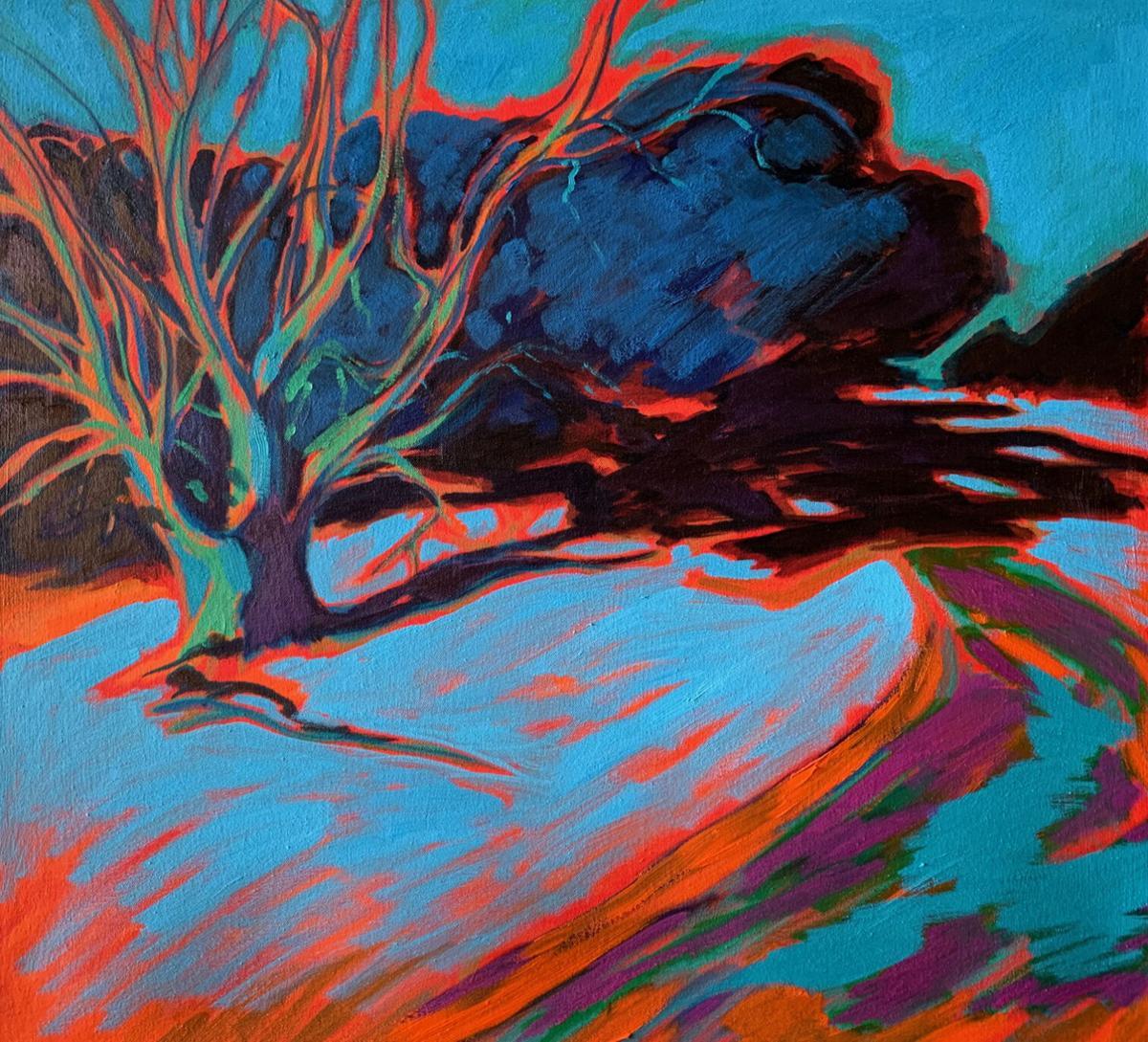 Work by artist Elizabeth Payne