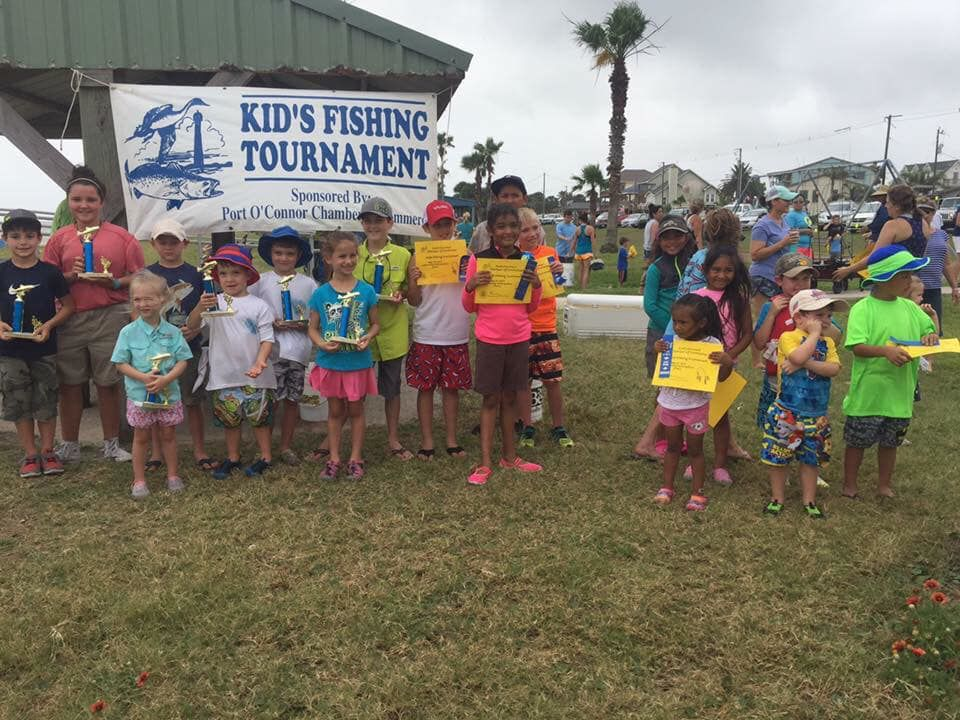 Chamber hosts fishing tournament