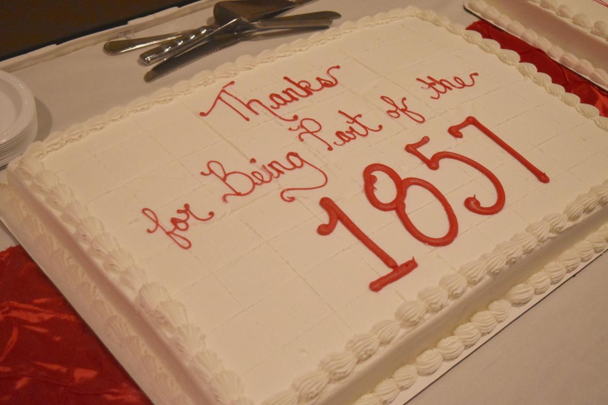 Dean Address cake