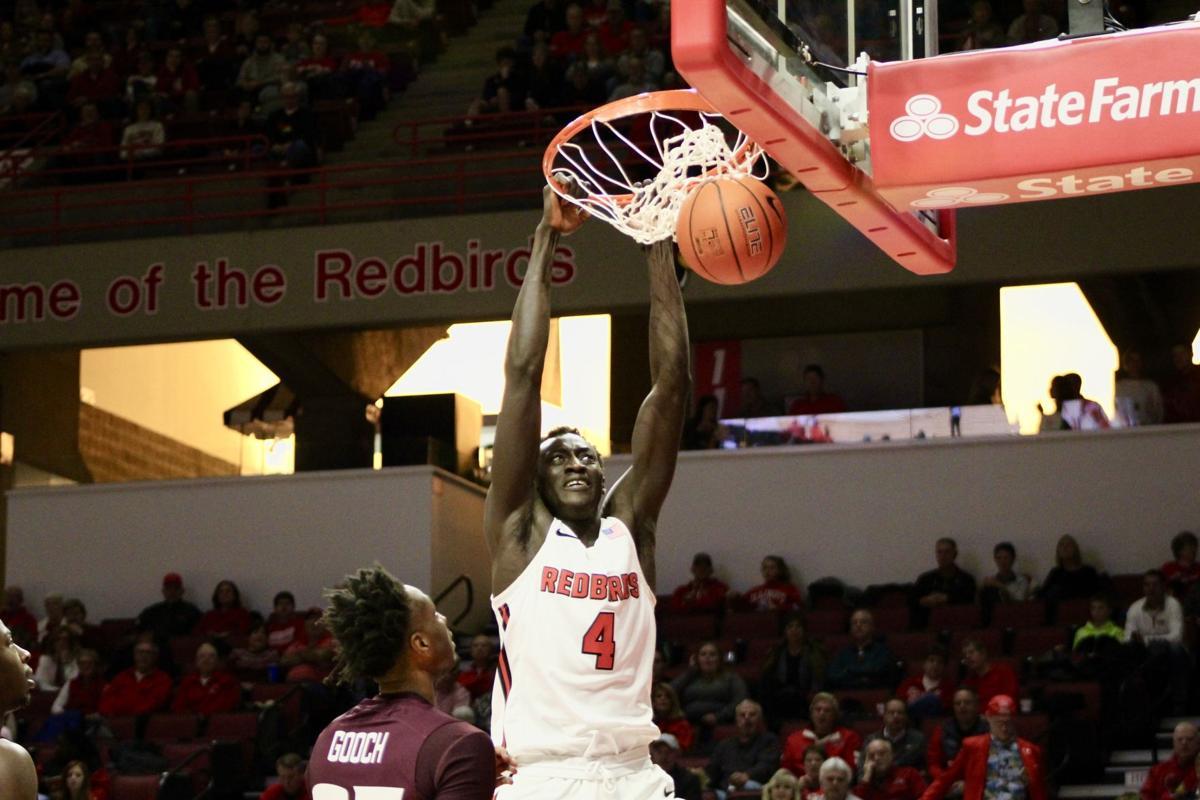 ISUvsSIU_men's basketball_ndiaye dunk