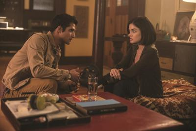 Blumhouse's 'Truth or Dare' stars Lucy Hale, Tyler Posey talk with
