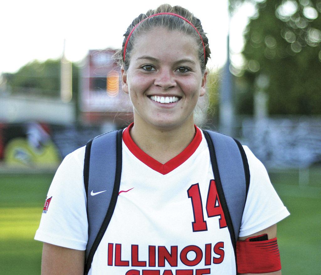 Redbird of the Week: Rachel Tejada