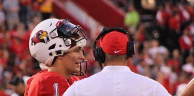 Ground attack lifts Redbirds past Morehead State 42-14 in home opener
