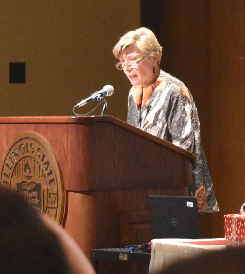 Deans Address Diane Zosky