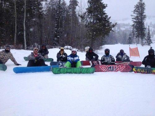 ISU Snow Crew ready to shred