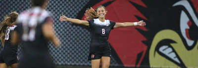 Del Fava nets third straight MVC Offensive Player of the Week honor
