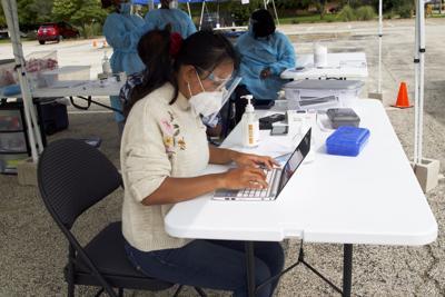 COVID testing Alumni Center Fransiska Novarina.jpg