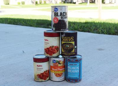 Holiday food drive goes from now to Dec. 15