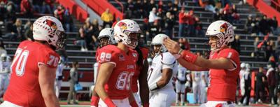 10 Redbirds recognized for All-Conference play