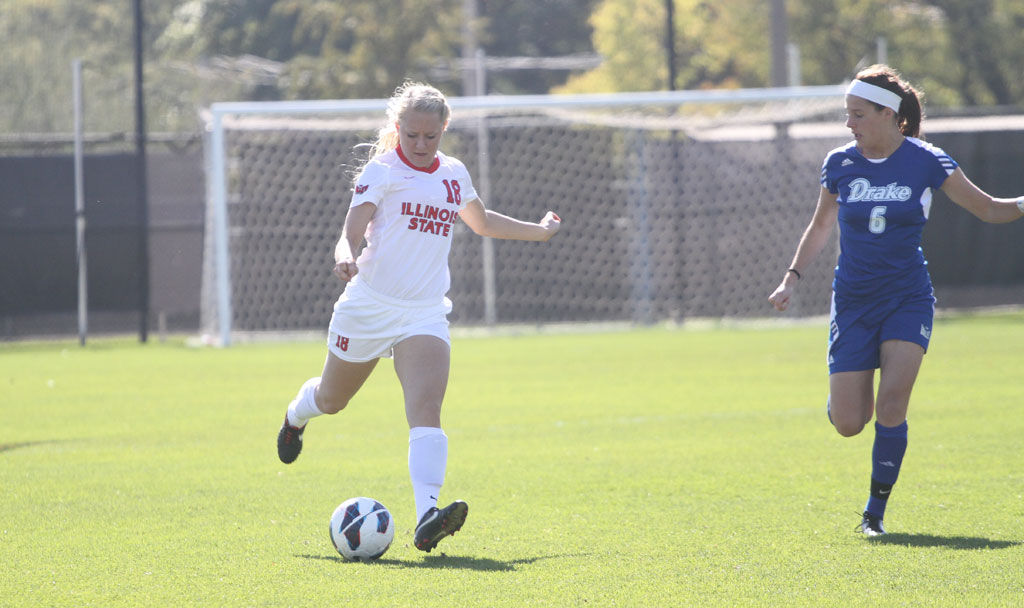 ISU Soccer game 10-27 Photo Gallery