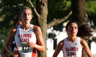 ISU women's cross country places ninth in Joe Piane Notre Dame Invitational