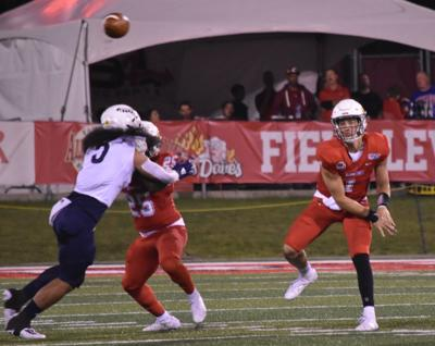 Illinois State football lose top receivers Andrew Edgar and Taylor Grimes