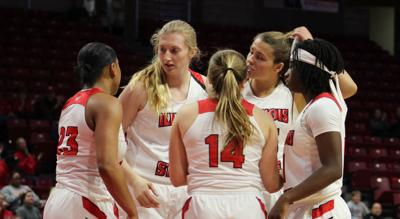 A chance to dance: ISU women set for Hoops in the Heartland