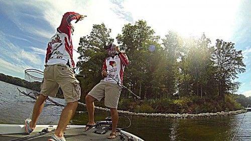 Bass fishing team wins National Championship