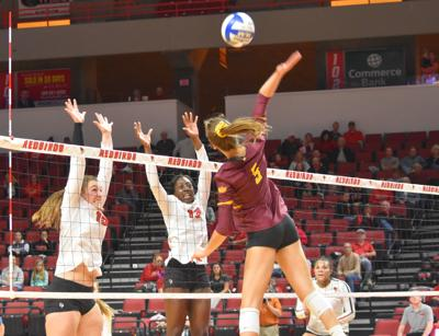 Illinois State volleyball falls to Southern Illinois