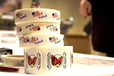 Municipal elections underway in Normal and Bloomington.