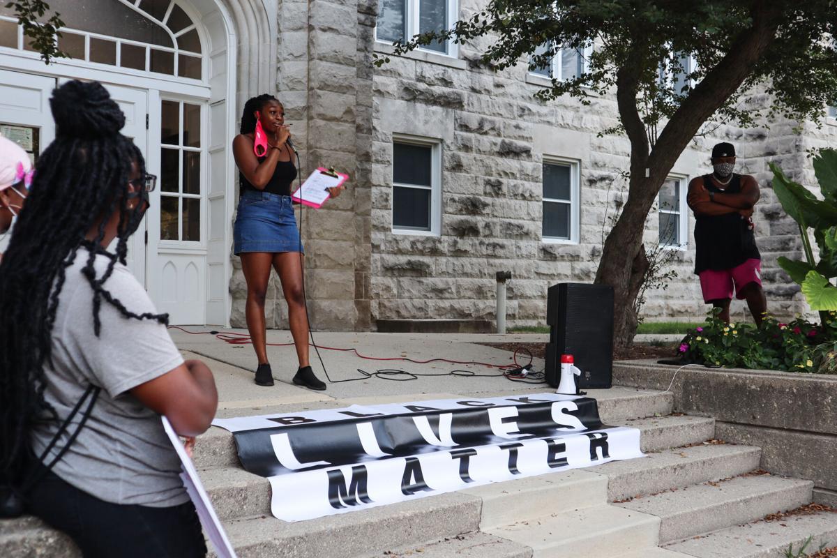 Black Girl Gode march and vigil_2_02242020