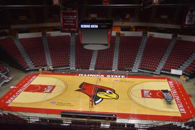 Five things to know ahead of volleyball's opener at the renovated Redbird Arena