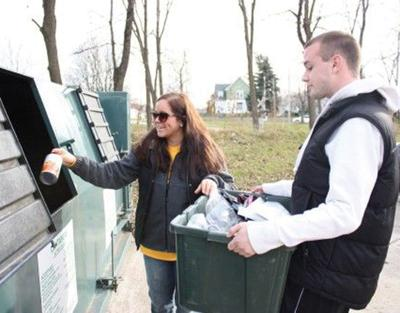 Local program hopes to elimate waste by collecting unlikely recyclables